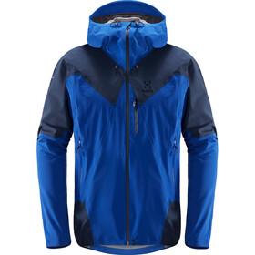 Haglöfs L.I.M Touring PROOF Jacket Herre cobalt blue/tarn blue